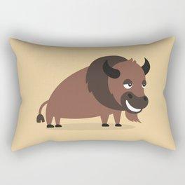 Buffalo Bill Rectangular Pillow