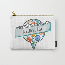 Hala Wallah UXBERT Labs Carry-All Pouch
