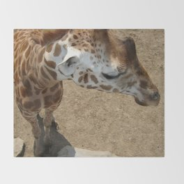Girafe Throw Blanket
