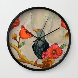 from this moment Wall Clock