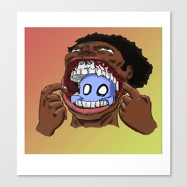 Soul Guy 04 Canvas Print