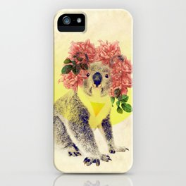 Australian Icon: The Koala iPhone Case