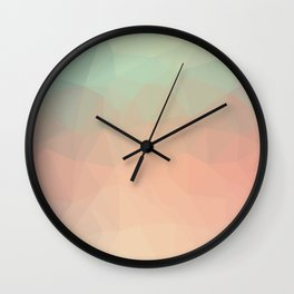 Vanilla Kiss Wall Clock