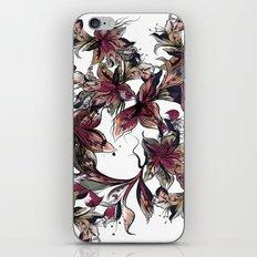 Flowers I iPhone & iPod Skin