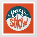 yay snow by staceywalkeroldham