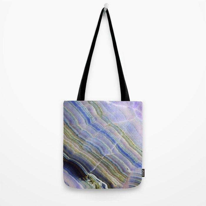 Pastel Onyx Marble II Tote Bag