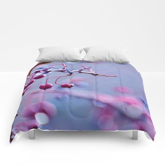 """""""Blue...."""" Comforters"""