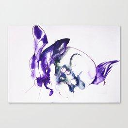 Rabbit Dance Canvas Print
