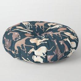 Whippet Good! Floor Pillow
