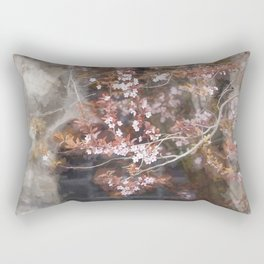 Spring in Gent - Belgium Rectangular Pillow