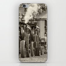 Traction Power iPhone & iPod Skin