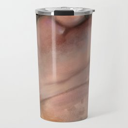 Overweight leg Travel Mug