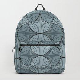 Gingko - Minimal Flower Leaves Muted Backpack