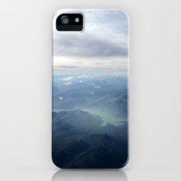 Spatial Glacial iPhone Case
