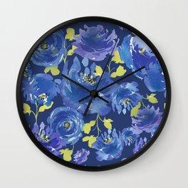 Ella II Wall Clock