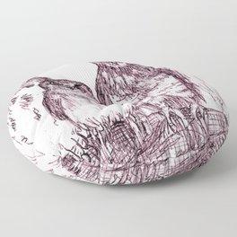 Owls Floor Pillow