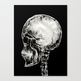 January 3, 2016 (Year of radiology) Canvas Print