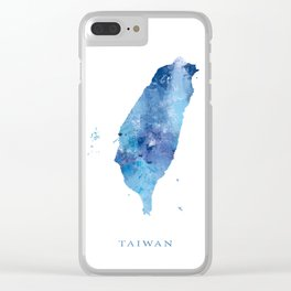 Taiwan Clear iPhone Case
