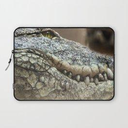 Wildlife Collection: Crocodile Laptop Sleeve