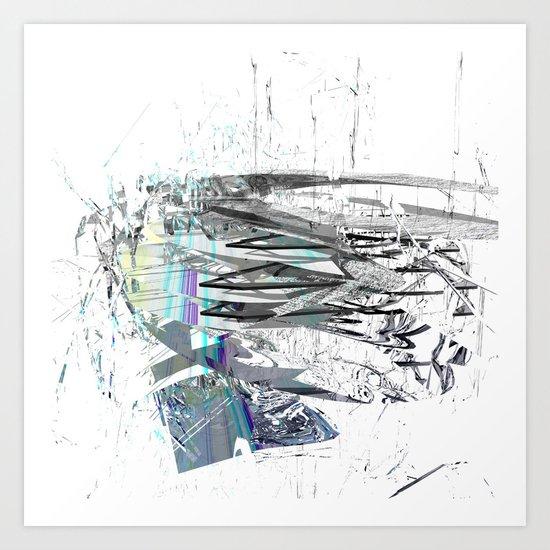 micronate Art Print
