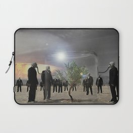 Enjoy it while you can.... Laptop Sleeve