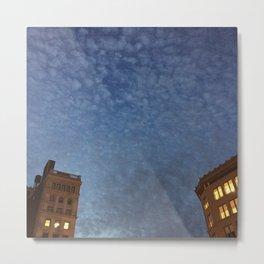 Sky By Monet Metal Print