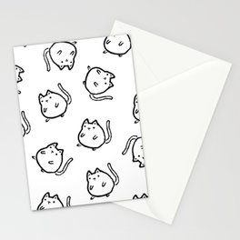 Tiny Cat Stationery Cards