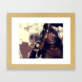 Cayde the wildcard Framed Art Print