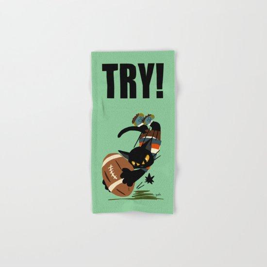 Try! Hand & Bath Towel