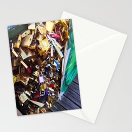 Locks Forever Stationery Cards