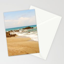 Montezuma Beach Stationery Cards