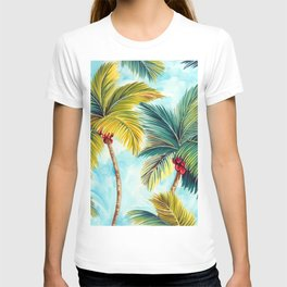 Palm Tree Allover T-shirt