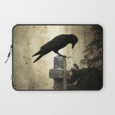 The Crow's Cross Laptop Sleeve