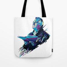 Paulie Walnut // OUT/CAST Tote Bag