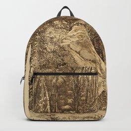 Into The Amazon Backpack