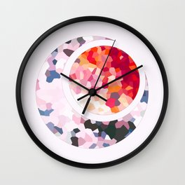Moon & Sun Wall Clock