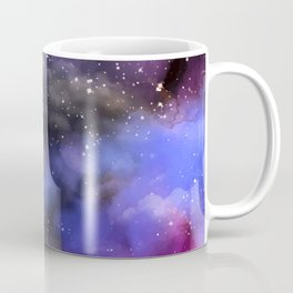 Splashing Galaxy Style Coffee Mug