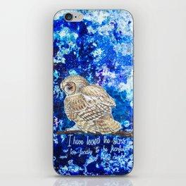the stars iPhone Skin