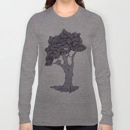 Treehouses Long Sleeve T-shirt