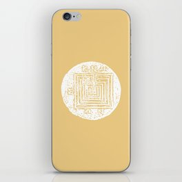 The Labyrinth iPhone Skin
