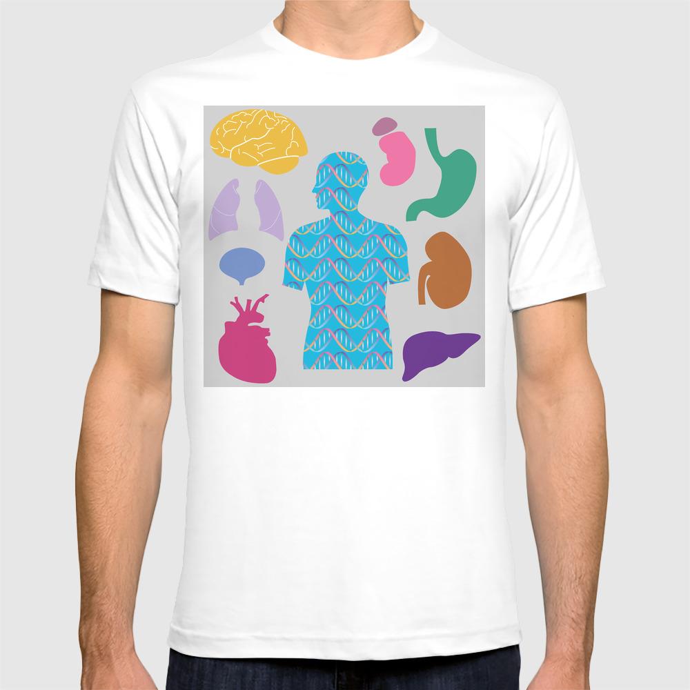 Human Body_a T-shirt by Factorie TSR8616506