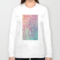 dj Long Sleeve T-shirts featuring DJ Blues by Bakmann Art