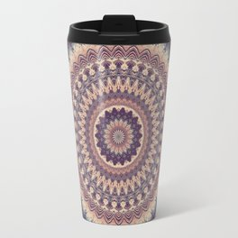Mandala 512 Travel Mug