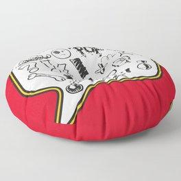 Sh… ! ! ! Floor Pillow
