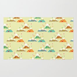 Mountain Friends Rug