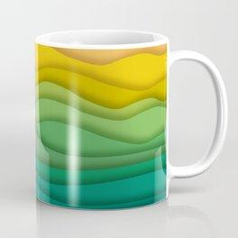 waves 2 Coffee Mug