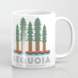 Sequoia National Park California Design for the outdoors lover! Coffee Mug