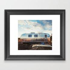 Airstream Framed Art Print
