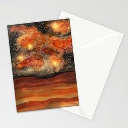 Beautiful Galaxy II Stationery Cards