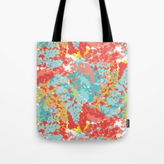 Summer Cammo Tote Bag
